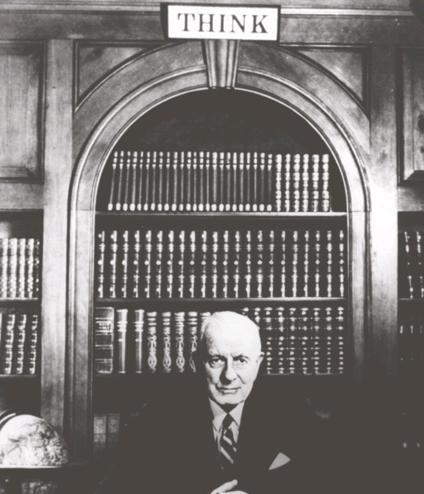 T.J Watson, IBM