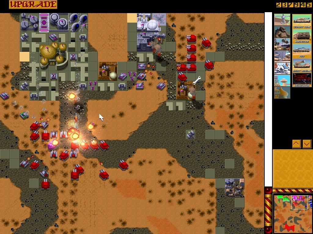 Dune II, Amiga classic