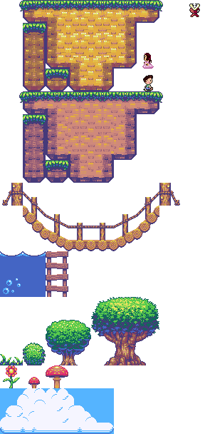 Tutorial tileset