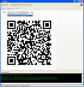 Quick access code