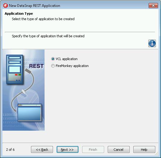 Select GUI framework
