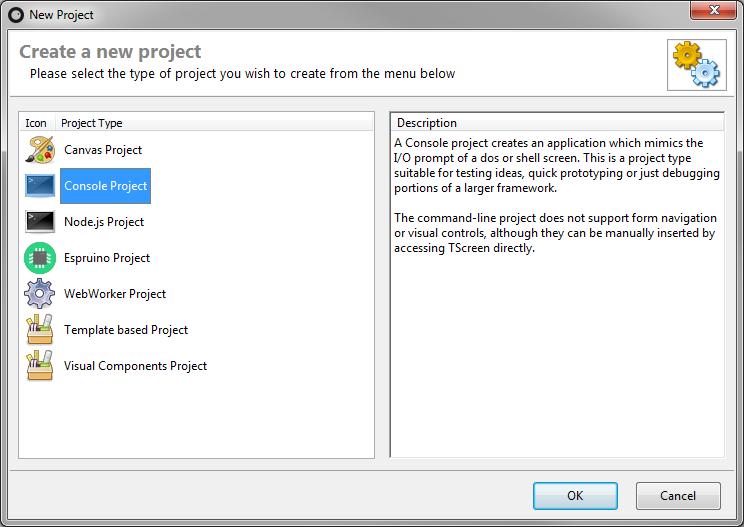 Create Smart project
