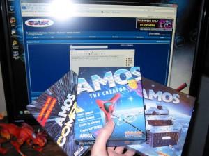 Amos Basic 2d and 3d